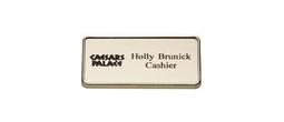 Plastic Framed<BR>Name Badges