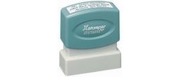Xstamper Pre Inked Rubber Stamps