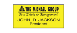 Engraved Badges w/Logo