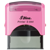 Texas Notary Stamp Cases in Mint, Pink, Lilac or White.