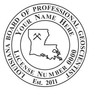 Louisiana Geoscientist Products